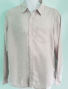 Fat Face 100% Linen Oxford shirt